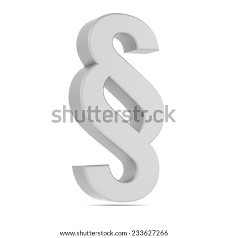 Section Sign Stock Illustration 233627266 Shutterstock