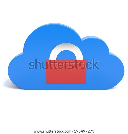 Secure information cloud