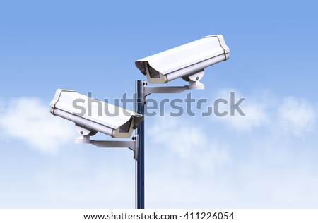 security camera outdoor ,cctv outdoor, Close circuit television