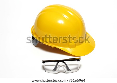 Security headpiece and glasses