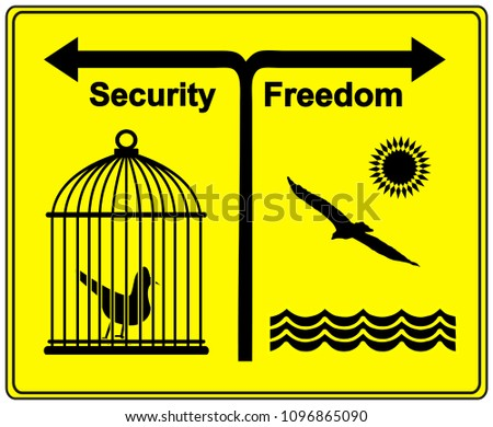 freedom vs security witchcraft security and Security is freedom from, or resilience against, potential harm (or other unwanted coercive change) from external forces beneficiaries (technically referents) of security may be persons and social groups, objects and institutions, ecosystems, and any other entity or phenomenon vulnerable to unwanted change by its environment.