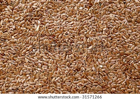 seeds of flax