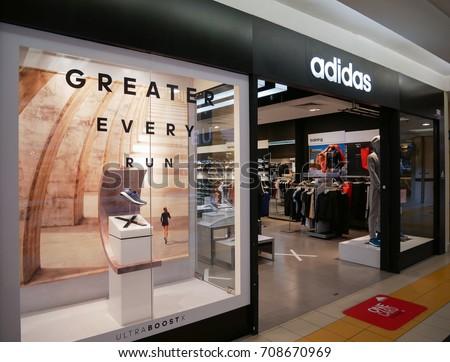 One Utama Adidas Original