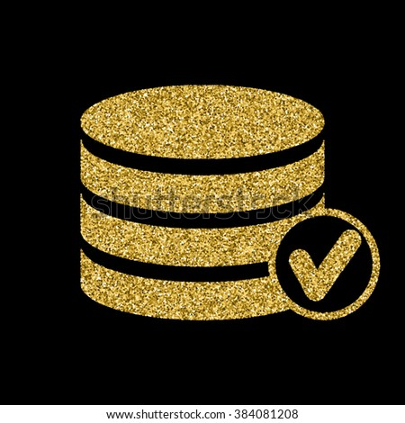 selected database icon