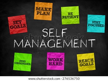 Self Management Stock Images Royalty Free Images