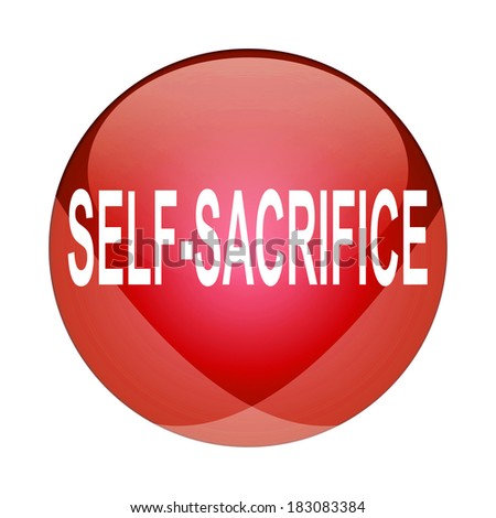 Concept analysis on self sacrifice