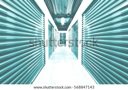 Self storage doors. Life style storage moving storing organizing concept.  sc 1 st  Shutterstock & Self-storage Stock Images Royalty-Free Images u0026 Vectors ... pezcame.com