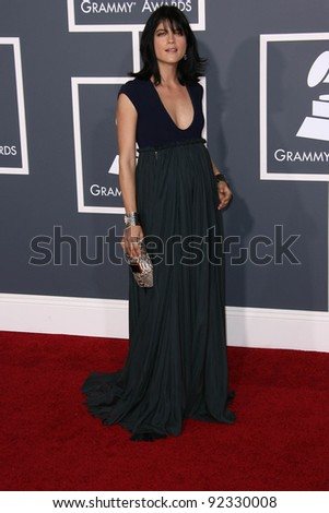 Selma Blair  at the 53rd Annual Grammy Awards, Staples Center, Los Angeles, CA. 02-13-11
