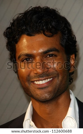 Sendhil Ramamurthy at the NBC All-Star Party 2007. Beverly Hilton Hotel, Beverly Hills, CA. 07-17-07
