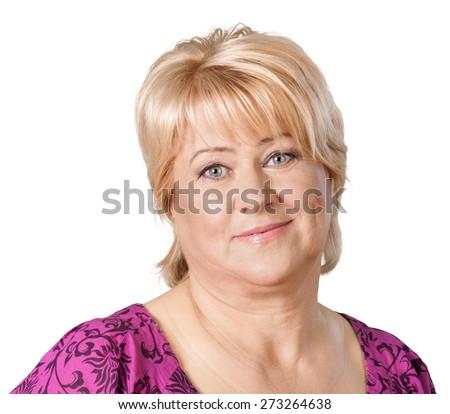 Senior Adult, Telephone, Senior Women. - stock photo