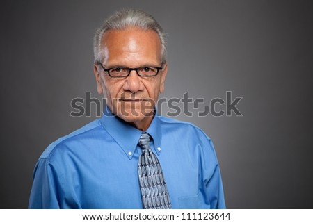 Senior Executive - stock photo