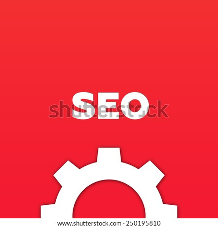 SEO - stock photo