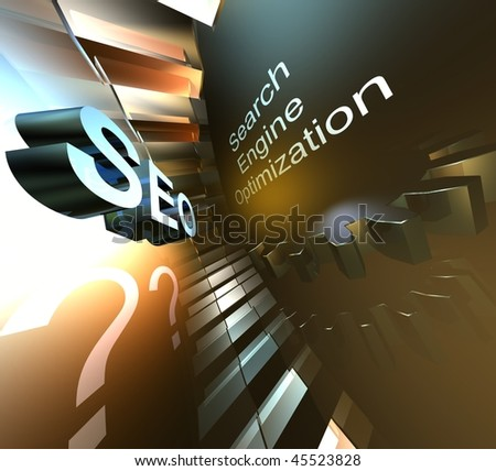 SEO 1 - stock photo