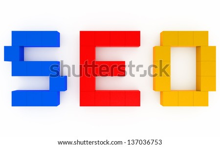 seo optimization 3d