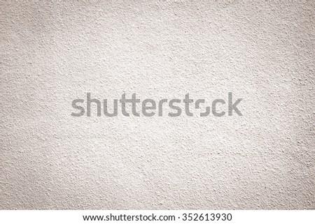 sepia brown colored cement wallpaper background textured:pure cement wall background for home interior,design,decorate or etc:white clean stucco backdrop interior.tan and vignette wallpaper concept. - stock photo