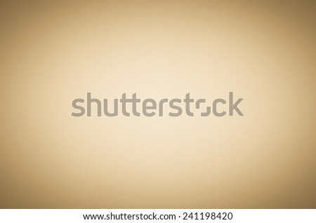 sepia color abstract background texture of artistic canvas - stock photo