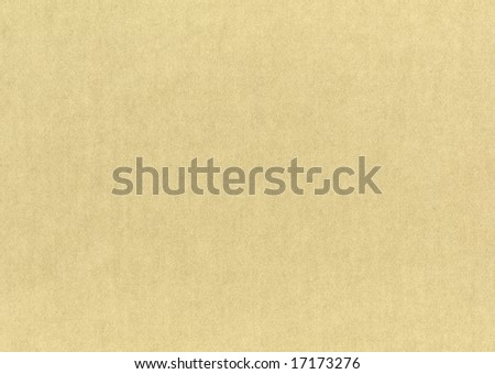 Sepia textured paper - stock photo
