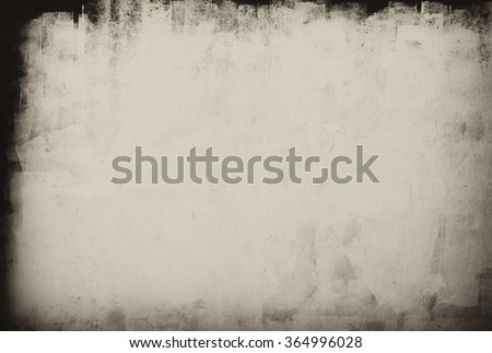 sepia tone grunge background - stock photo