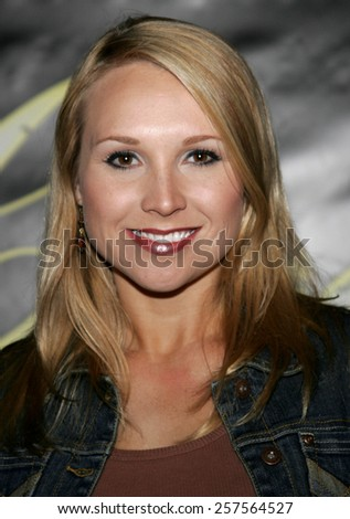 September 7, 2006. Alana Curry attends the Bodog.com Lingerie Bowl IV Kick-Off Party held at the Les Deux in Hollywood, California United States.