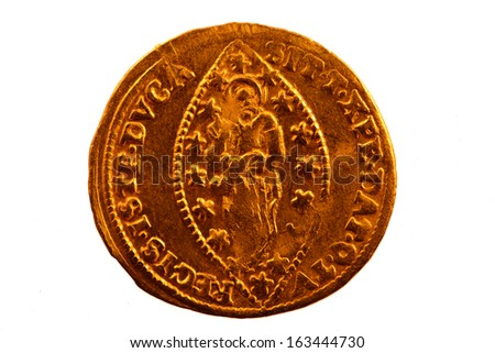 Sequin - Zecchino - A Gold coin of Venice
