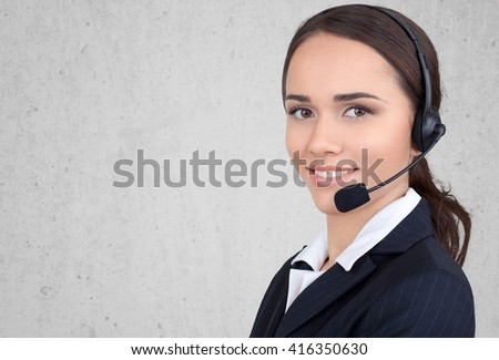Service. - stock photo