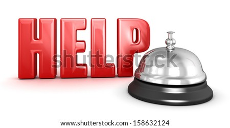 Service bell and Help