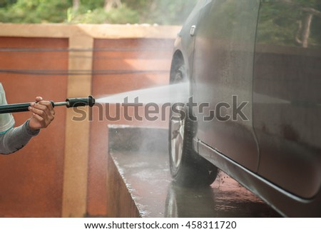 Services Cleaning Car Wash