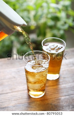 Barley tea Stock Photos, Barley tea Stock Photography, Barley tea ...