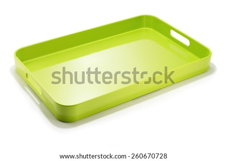Serving Tray - stock photo
