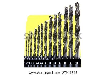 Set Drill - stock photo