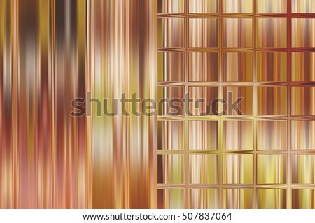 Set of abstract backgrounds gold.  Two image illustration digital.