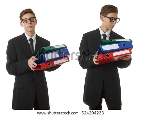 Teen Business Suit Stock Photos, Royalty-Free Images ...