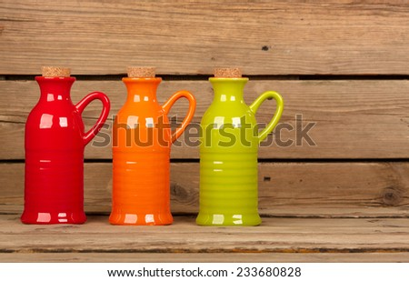 Set of kitchen accessories - stock photo
