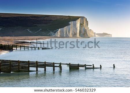 stock-photo-seven-sisters-chalk-cliffs-a