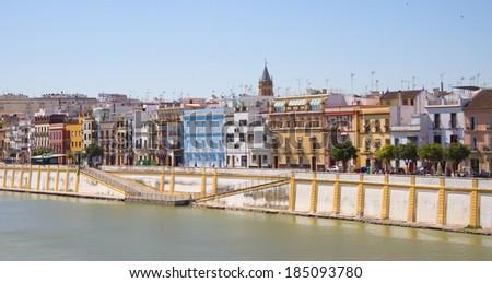 Seville - stock photo