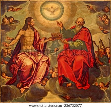 how to explain the holy trinity