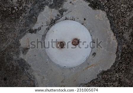 Sewer - stock photo
