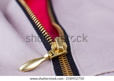 sewing fashion - stock photo
