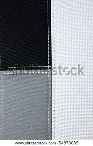 sewing  material Background - stock photo
