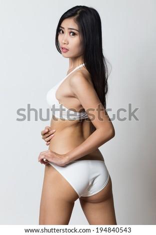 Asian Ladies In Lingerie