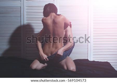 Girl Having Sex Close Up