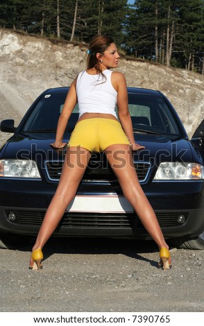 Girls in thongs and hot undies