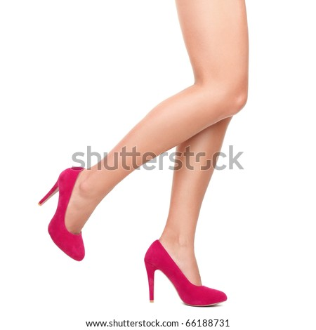 High Heels Legs Stock Images, Royalty-Free Images & Vectors ...