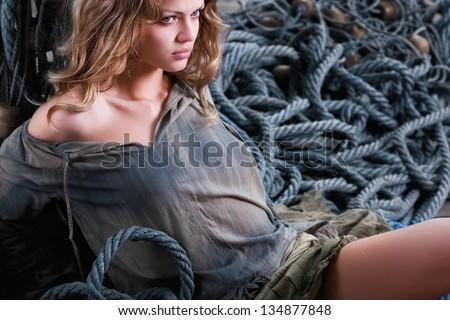 nude pierce college girl