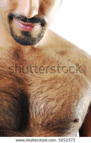 Sexy Smirk - stock photo