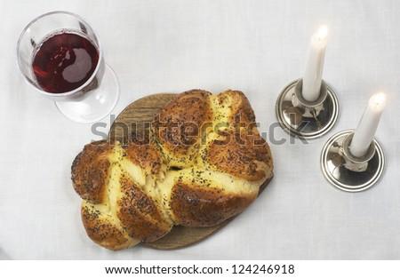 Shabbat - stock photo