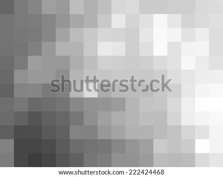 Shades of Grey Abstract - stock photo