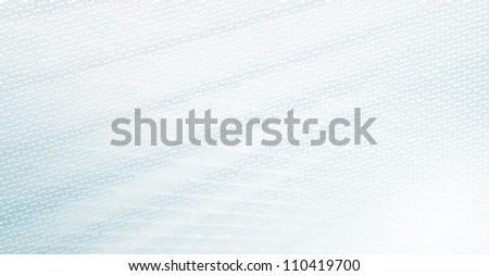 Shadow Grid - stock photo