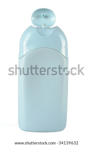 shampoo container