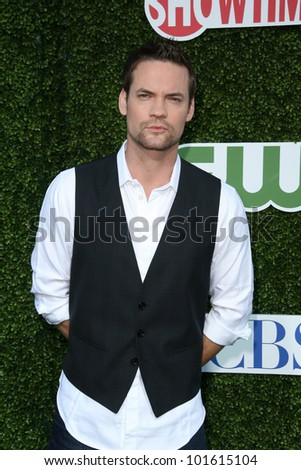 Shane West  at the CBS, The CW, Showtime Summer Press Tour Party, Beverly Hilton Hotel, Beverly Hills, CA. 07-28-10